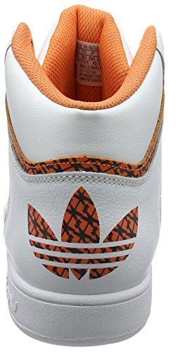Ftwwht traora carbon traora Uomo Sneaker Varial Mid ftwwht Alto carbon Adidas Bianco Collo A