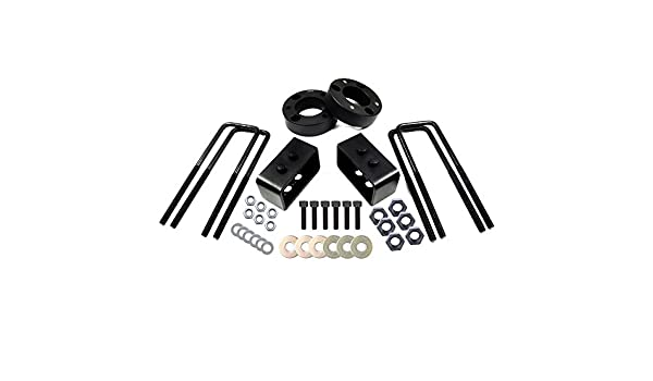 OCPTY Replacement Parts Compatible with 2.5 Front and 1.5 Rear Leveling Lift kit for 2009 2010 2011 2012 2013 2014 2015 2016 2017 2018 Ford F150 4WD