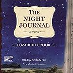Night Journal | Elizabeth Crook