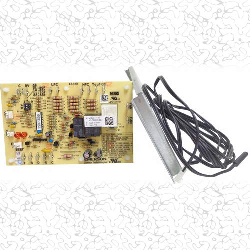 OEM Upgraded Rheem Heat Pump Defrost Control Circuit Board & Sensor 47-21517-22