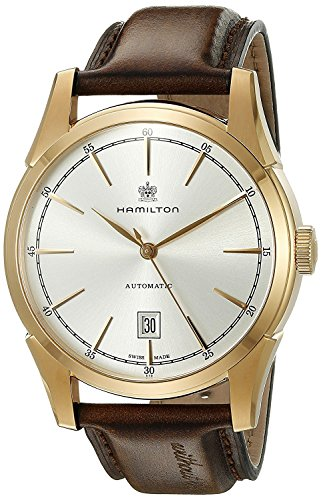 HAMILTON watch Spirit of Liberty H42445551 Men's [regular imported goods]