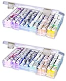 Tools & Hardware : ArtBin Floss Finder Plastic Storage Box, 6840JN (Pack of 2)