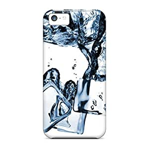XiFu*Mei[tni43946zQDp]premium Phone Cases For iphone 4/4s/ Abstract Ice Cases CoversXiFu*Mei