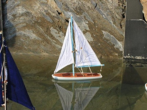 Hampton Nautical  It Floats Floating Sailboat, 12