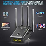 VICTONY 1200Mbps Wireless Dual Band WiFi Range