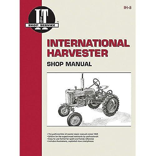 tractor repair manual amazon com rh amazon com Mahindra 6000 Tractor Service Manual Mahindra 6000 Tractor Manual