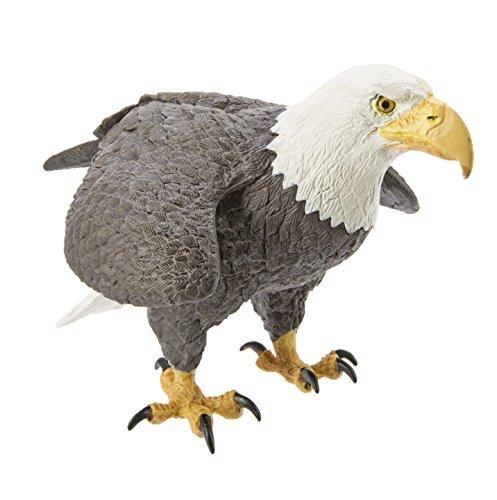 - Safari LTD Incredible Creatures Bald Eagle