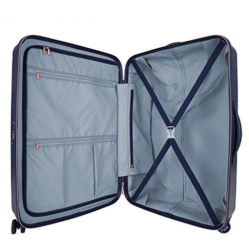 SuitSuit - Raw Denim 77cm Jeans Lock Hartschalenkoffer