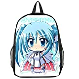 Gumstyle Sora no Otoshimono Anime Cosplay Bookbag Backpack Racksack Shoulder Bag School Bag