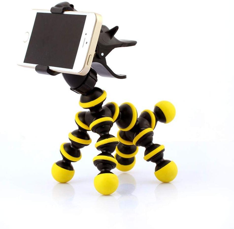 WCJ Cute Creative Yellow Pony Mobile Phone Stand Desktop Stand Mobile Phone Universal Bracket