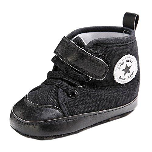 Fashion T tied Velcro Sneakers Prewalker