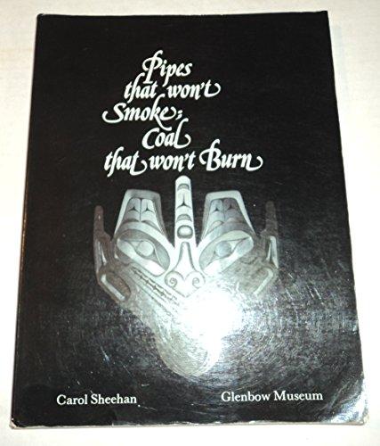 Pipes that won't smoke, coal that won't burn: Haida sculpture in - Rons Shop Smoke