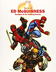 Marvel Monograph: The Art of Ed McGuinness ¿ Deadpool & His Amazing Friends