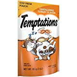 Temptations Classic Treats For Cats Tantalizing Turkey Flavor, 3 Oz. Pouch (Pack Of 12) Review