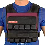 50 Lb. BOX Weight Vest - Made in USA