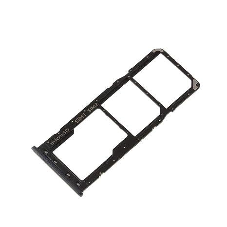 Carro Bandeja (Negro) Tray Porta Tarjeta Nano SIM 1+ SIM 2 + ...