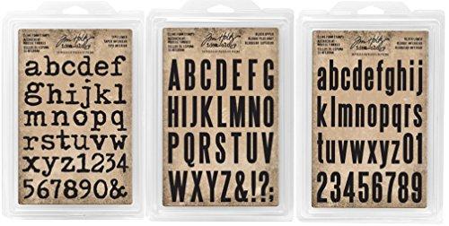 tim-holtz-idea-ology-cling-foam-stamps-letters-type-3-item-bundle