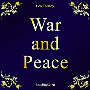 War and Peace [Russian Edition] Audiobook by Leo Tolstoy Narrated by Evgeniy Ternovskiy