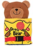 Melissa & Doug Soft Activity Book - Dress Up Bear