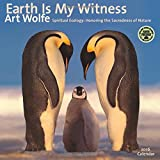 img - for Earth Is My Witness 2016 Wall Calendar: Spiritual Ecology - Honoring the Sacredness of Nature book / textbook / text book