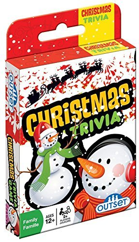 christmas trivia game cards - 2