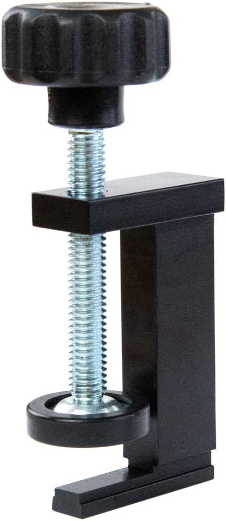 """Hold Down Clamps for T-Tracks Accepting 5//16/"""" or Larger hex head Bolts POWERTEC 71439 T-Track Clamp Vice 2 Pack"""