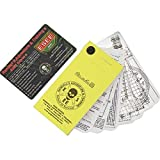 ESEE Pocket Navigation/Survival Cards with Rite In Rain Notepad by ESEE