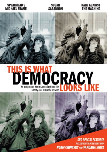 a review of this is what democracy looks like a documentary by richard rowley and jill friedberg The directing award in the us dramatic category went to jill soloway  documentary went to richard rowley for dirty wars, a look at covert american.