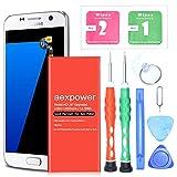 Galaxy S7 Battery,Upgraded AexPower 3300mAh Li-Polymer...