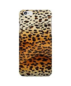 cheetah leopard print- Funda Carcasa para Apple iPhone 6