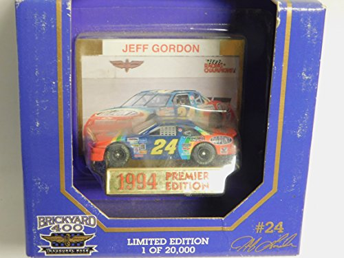 Racing Champions Bricyard 400 Inaugural Race Jeff Gordon #24 1994 (Race Inaugural)