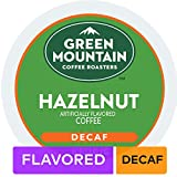 Green Mountain Coffee Light Roast K-Cup for Keurig Brewers, Hazelnut Decaf Coffee, 24 count (pack of 4)