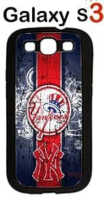 NY Yankees MLB New York Yankees Case For Samsung Galaxy S3 Case Hard KOKOJIA Case
