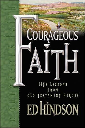 COURAGEOUS FAITH HB