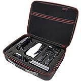 [DJI Mavic Air Accessories] Outdoor Waterproof Portable Shoulder Bag Handheld Storage Bag Protect (5 Batteries Set A)