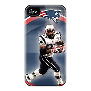 QQT16457hcPC Anti-scratch Cases Covers Evanhappy42 Protective New England Patriots Cases For Iphone 4/4s