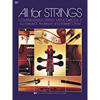 All for Strings Book 2 Violin