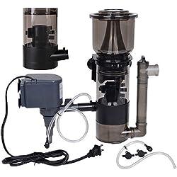 150 gal Aquarium Protein Skimmer w/ 530GPH Pump Filter Powerhead Tank Salt Water by Yescom