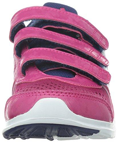 pour adidas adidas Garçon Noir Baskets Rouge Baskets t8wqBqO
