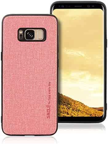 FlipBird TPU Silicone Case for Galaxy S8 Plus Silicone Gel Rubber Case Flexible Shock Absorbent Protective Phone Cover Full Body Case for Samsung Galaxy S8 Plus Black