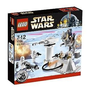 LEGO Star Wars (7749) Echo Base - 51sPW2E3BnL - LEGO Star Wars (7749) Echo Base