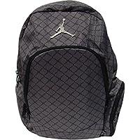 official photos b7059 79af9 Jordan Nike Graphite Backpack Laptop Sleeve protection Audio Pocket