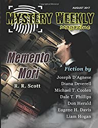 Mystery Weekly Magazine: August 2017 (Mystery Weekly Magazine Issues)