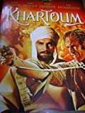 Khartoum (1966) / Region 2 PAL DVD / European Edition / Audio: English, French, German, Italian, Spanish / Subtitle: English, French, Spanish, German, Italian, Dutch, Swedish, Finish, Danish, Norwegian, Hungarian, Greek, Portuguese / Starring: Charlton Heston, Laurence Olivier / Director: Eliot Elisofon, Basil Dearden / Menu: English, French, German, Italian, Spanish / 130 min