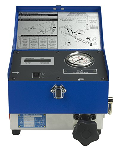 OTC Tools 4278 100 GPM Hydraulic Flow Meter - Hydraulic Flow Tester