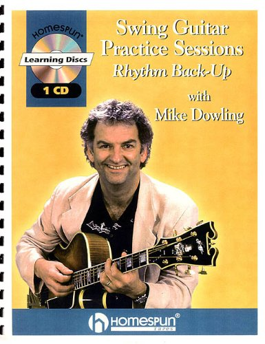 Swing Guitar Practice Sessions: Rhythm Back-Up