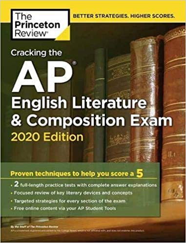 Best Kindle Lending Library Books 2020 Amazon.com: Cracking the AP English Literature & Composition Exam