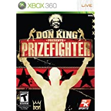 Don King Presents: Prize Fighter - Xbox 360 by 2K