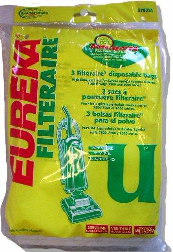 eureka bravo vacuum bags - 6