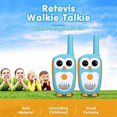 YBZS Kinder Walkie Talkie,Mini Spielzeug BFT3 / BFT3 Tragbare Zwei-Wege-Transceiver / 2 Kilometer Lange Strecke / 2ST Walkie-Talkie/Kind-Radio
